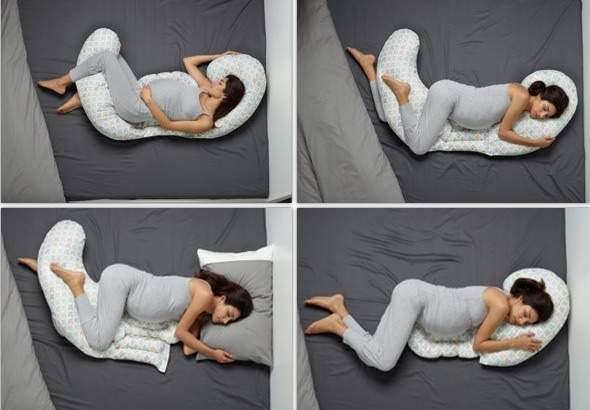 Можно ли спать во время беременности на спине, животе, боку, возможна ли интимная близость