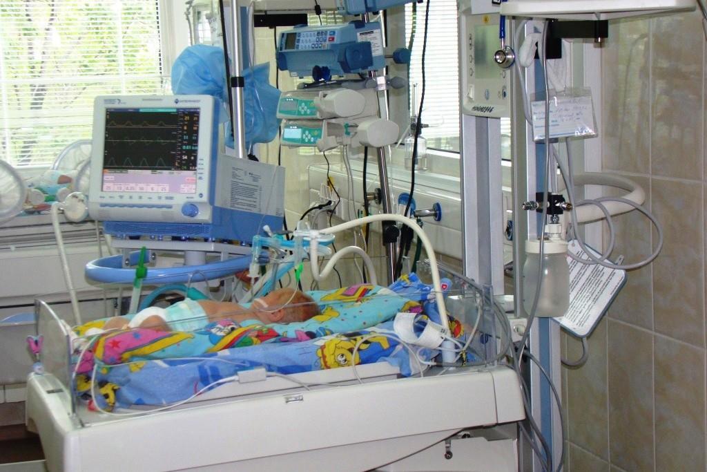 Реанимация новорожденного в родзале