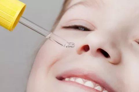 Капать Виброцил новорожденному стоит после стерильной обработки рук