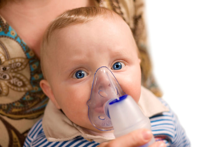 Бронхиальная астма у детей грудного возраста требует срочных ингаляций