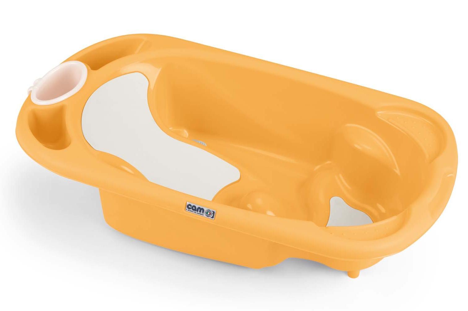 Анатомическая детская ванночка для купания грудничков