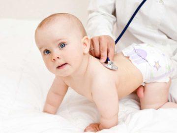 Как лечить бронхит у грудничков