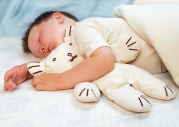 Игрушка-грелка для новорожденных