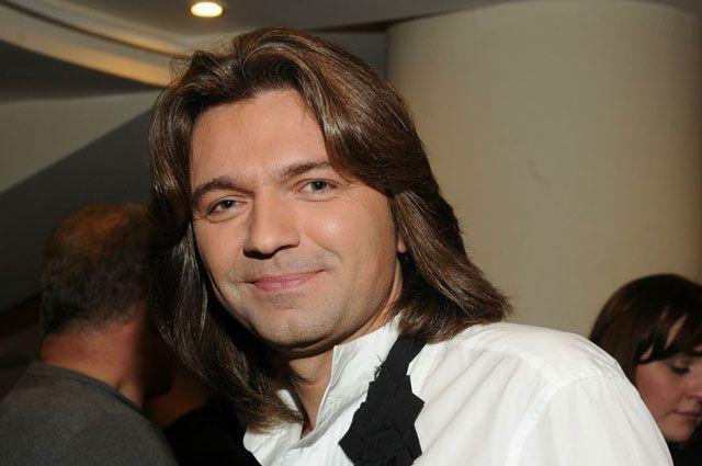 Новорожденный сын Дмитрия Маликова