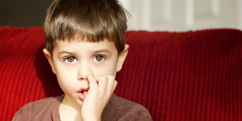 сосание пальца в старшем возрасте - признак проблем с психикой