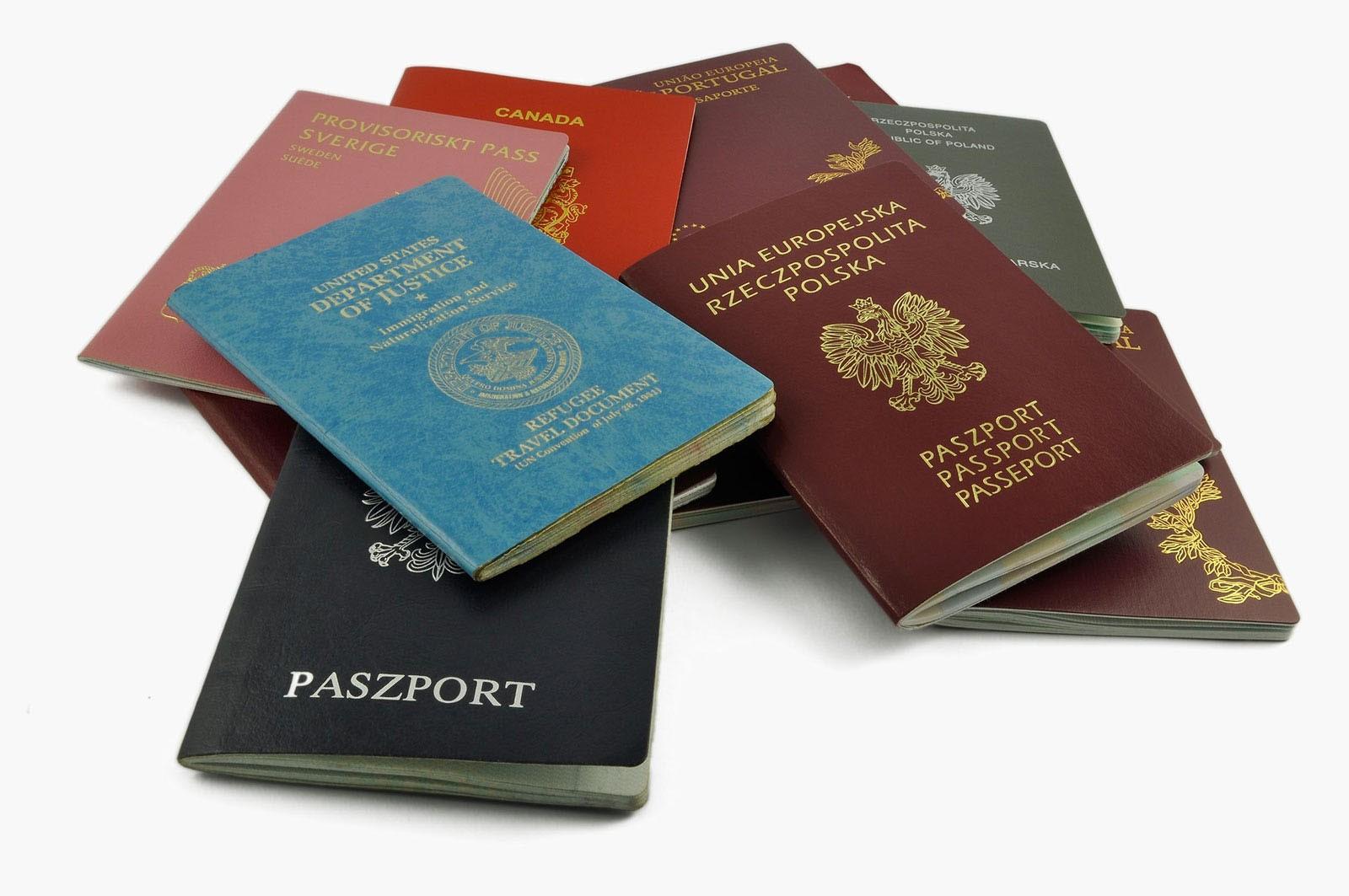 Новорожденный может получить паспорт страны рождения