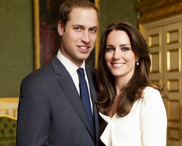 Семья Уильям и Кейт
