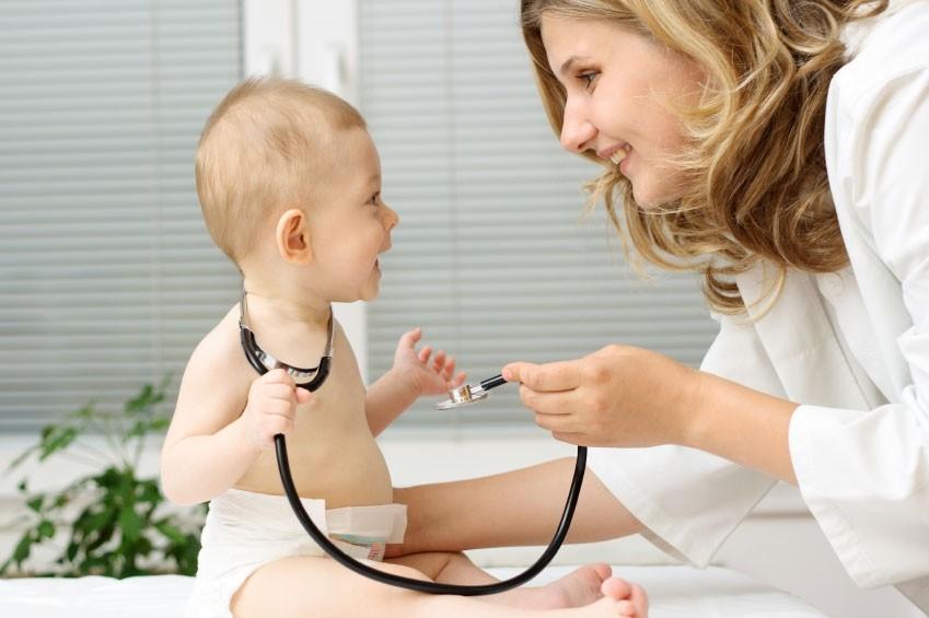 Хороший врач для вашего грудничка