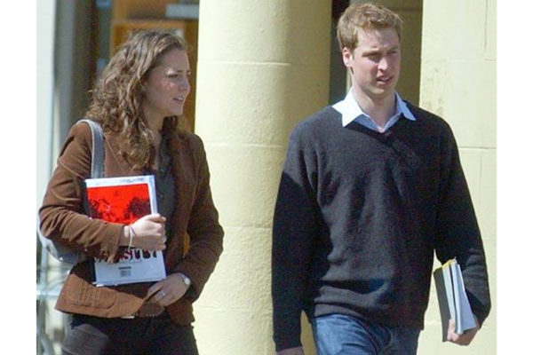 Кейт Мидллтон до замужества с принцем