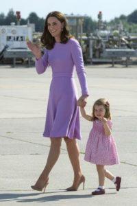 Семья принца средняя дочька