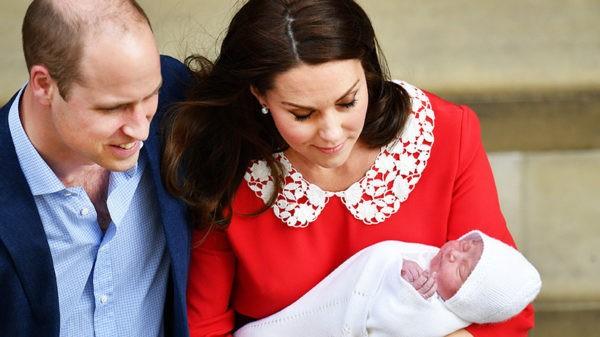 Третий ребенок принца