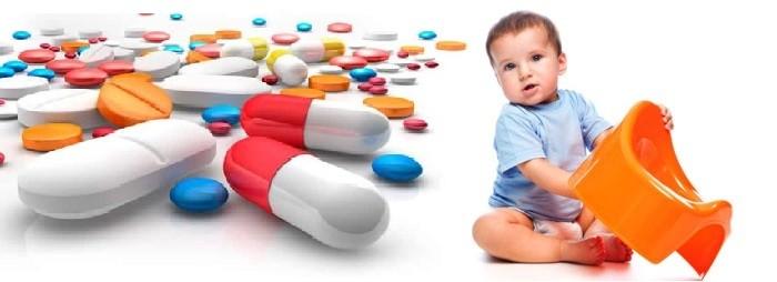 Ребенок и медикаментозные препараты