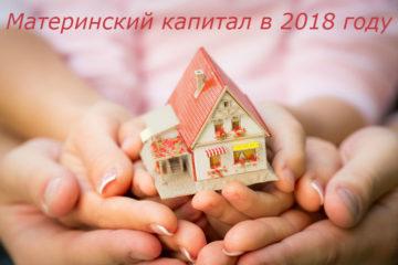 материнский капитал помогает семьям