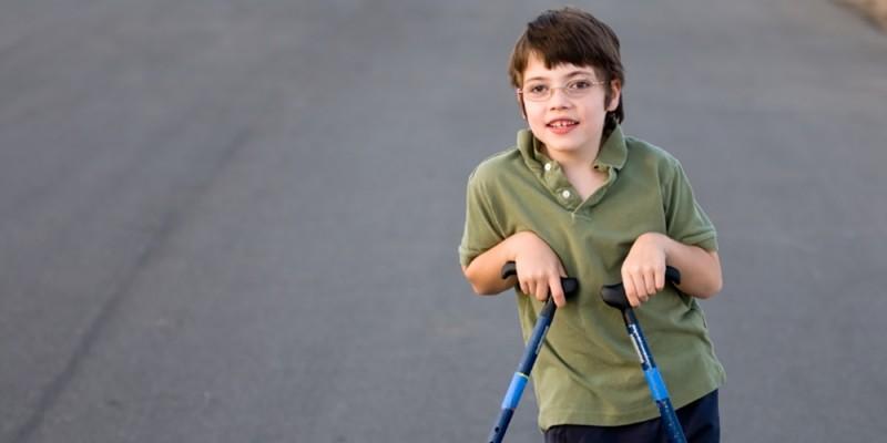 ДЦП может стать следствием родовой травмы