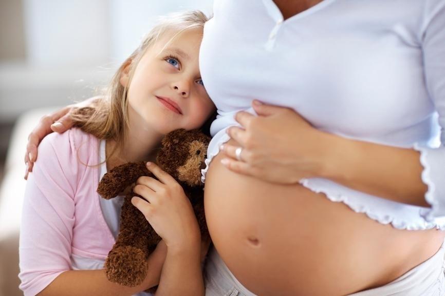 второго или третьего ребенка рожать после 35 гораздо легче