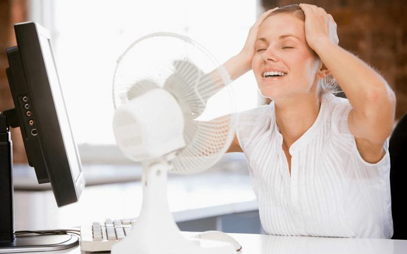 в жару на работе беременным непросто